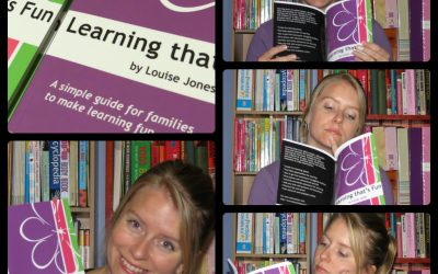 Louise is an author…