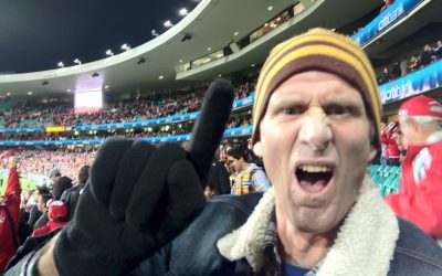 """Footy is back and so is """"Micks Footy Blog""""!"""