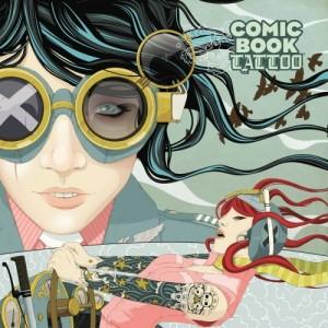 comic book - tattoo
